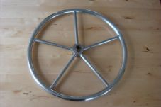 Steering Wheel Stainless Steel